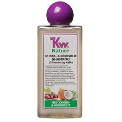 KW Nature Jojoba- & Kokosolie hundeshampoo | Ny emballage