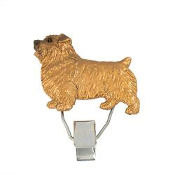 Nummerclips Norfolk Terrier