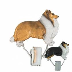 Nummerclips Sheltie