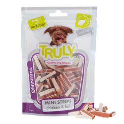 Truly Mini Strips | Chicken & Fish 90g