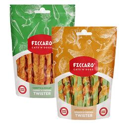 Ficcaro Twisters | 100g
