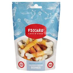 Ficcaro Calcium & Chicken Bones 100g