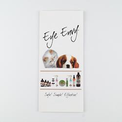 Gratis Eye Envy Brochure
