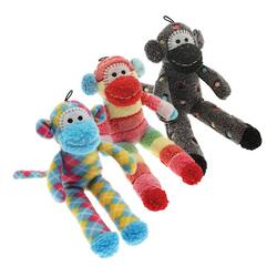 Sock Monkey | Plysbamse