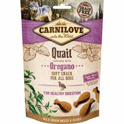 Carnilove Soft Snacks | Vagtel & Oregano