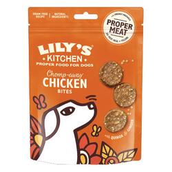 Chomp-away Chicken Bites | Lily's Kitchen