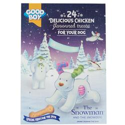 The Snowman & The Snowdog Advent