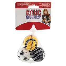 KONG sports balls - 3 stk MINI
