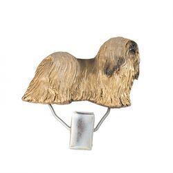 Nummerclips: Lhasa Apso