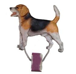 Nummerclips Race: Beagle