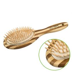 Ollipet Bambus Wood Pin Brush
