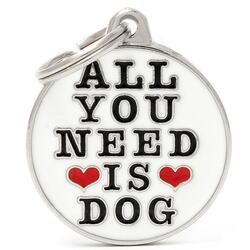 My Family | Hundetegn All you need is DOG