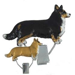 Nummerclips race: Welsh Corgi