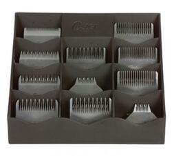 Oster A0324 storage box 11 clipper blades