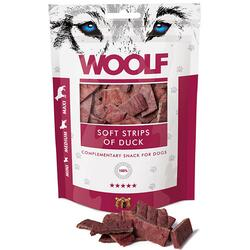 WOOLF Soft Strips of Duck | 100g