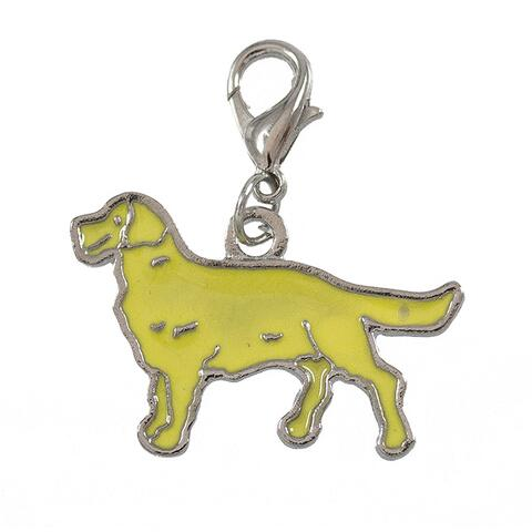 Hundecharms m. hunderacer - Golden Retriever