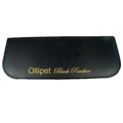 Ollipet Black panther sort etui