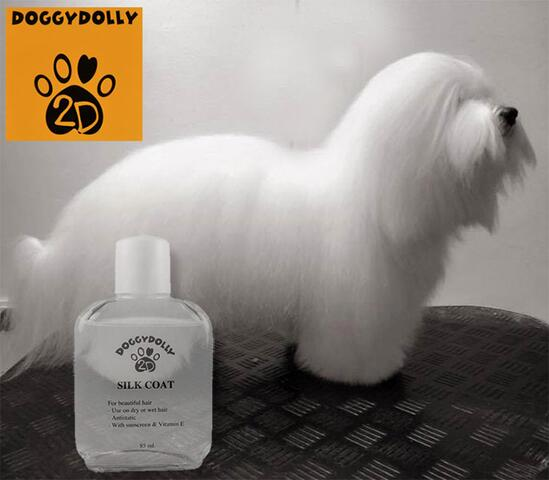 Doggy Dolly Silk coat | 85ml