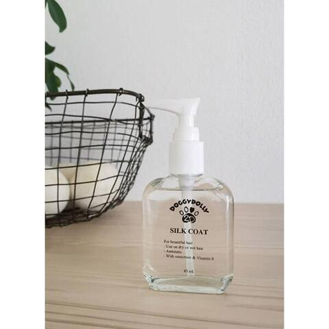 Doggy Dolly Silk coat | 85ml | Kundebillede Leopold