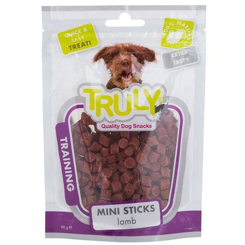 Truly Trainer Mini Sticks Lamb | 90g