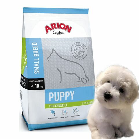 Arion Puppy Small breed | Chicken & Rice