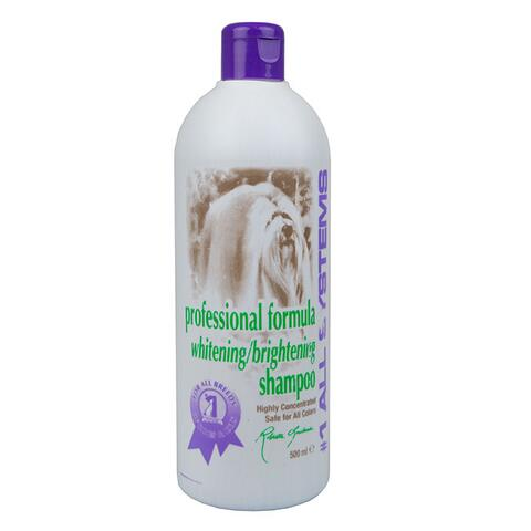 #1 ALL SYSTEMS | Professional Formula Whitening shampoo | 500ml