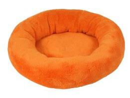 Donut hundesenge |Orange