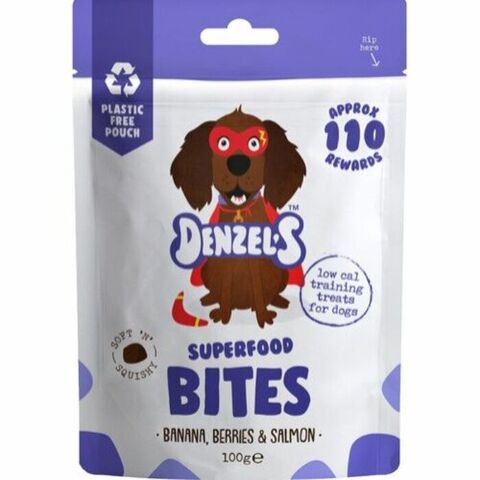 Denzel's Superfood Bites