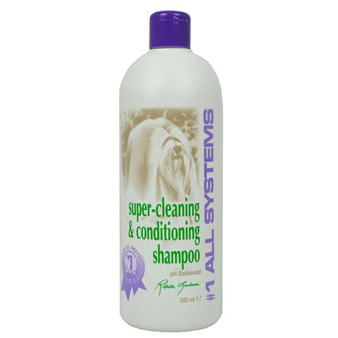 #1 Super Cleaning and Conditioning Shampoo
