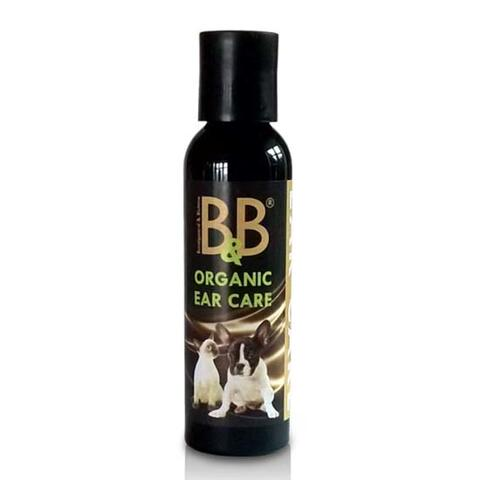 B&B Ear Care | Økologisk ørepleje, 100ml