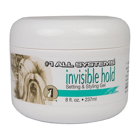 #1 ALL SYSTEMS | Invisible Hold Gel | 237 ml