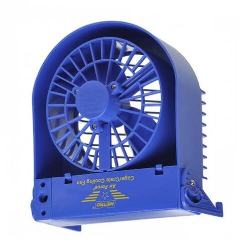 Metro Airforce® Cage/Crate Cooling Fan - stående