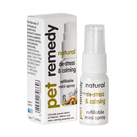 Pet Remedy spray / angst og uro 15 ml