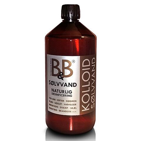 B&B Sølvvand | 250 ml.