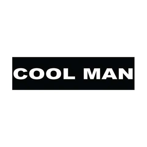 Velcro labels til Julius K9-sele - Cool Man | Hundesele