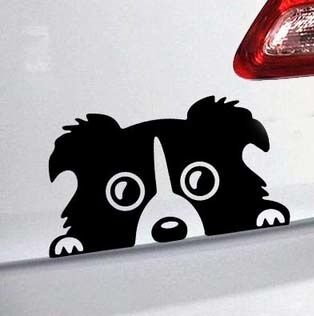 Car Sticker | hundehoved