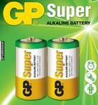 Batteri GP Super type C LR14 | 2 stk