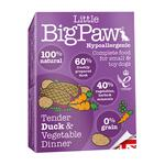 Tender Duck & Vegetable Dinner | Little Big Paw 150g