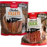 Mega pack meaty Chicken or Duck | 800g