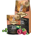 Carnilove Salmon & Turkey | Puppy Large Breed