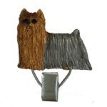 Nummerclips Yorkshire Terrier