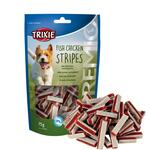 Trixie Kyllinge og Fisk stripes 75g