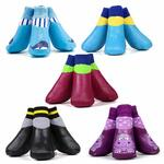 Outdoor waterproof pet socks