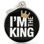 MyFamily | Hundetegn I'm the KING