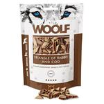 WOOLF Triangle of Rabbit and Cod | 100 gram